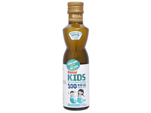 Dầu ăn cho bé ăn dặm Ranee Kids - 69.000đ