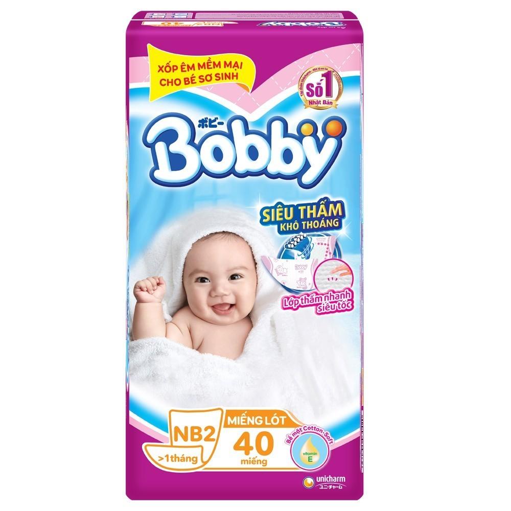 Miếng Lót Sơ Sinh Bobby Fresh Newborn 2 – 68.900đ