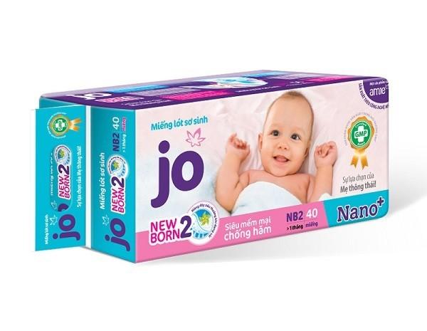 Miếng Lót Jo Newborn 2 - 111.300đ