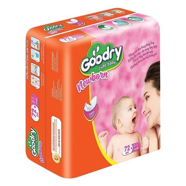 Miếng Lót Sơ Sinh Goodry 1 - 65.000đ