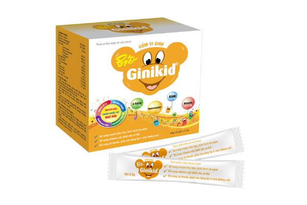 Cốm vi sinh Bio Ginikid - 160.000đ