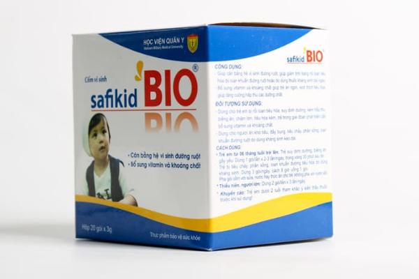 Cốm Vi Sinh Safikid Bio - 90.000đ