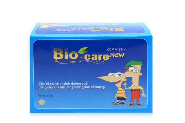 Thực phẩm chức năng Cốm vi sinh Bio-Care New - 160.000đ