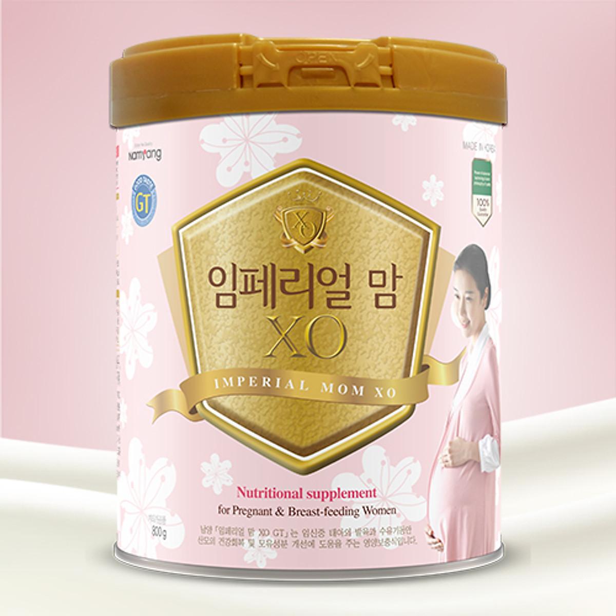Sữa Bột Namyang Imperial Mom XO GT - 279.000đ