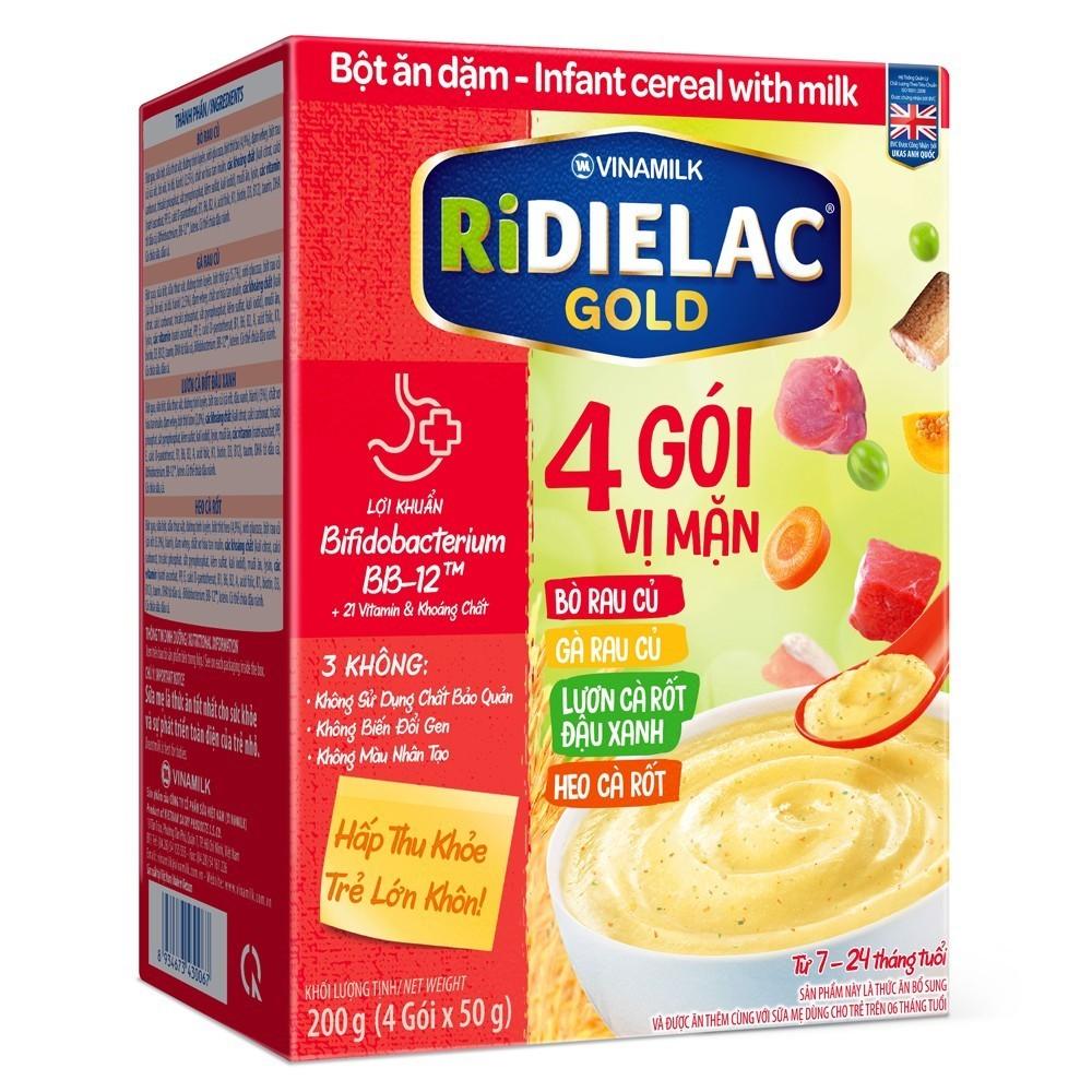 Bột ăn dặm Ridielac Gold - 70.000đ