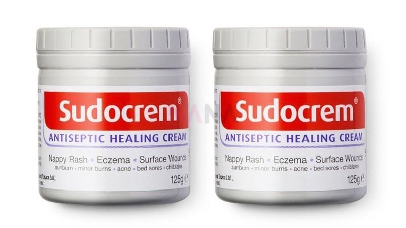 Sudocrem Antiseptic Healing Cream 125g x 2pcs