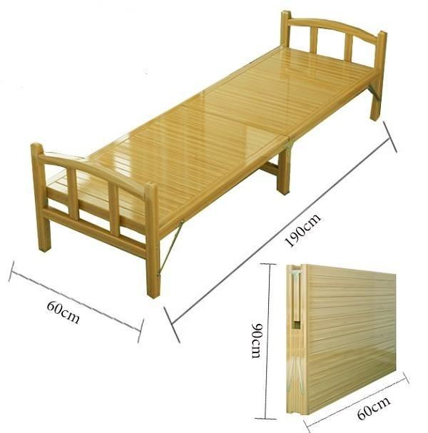 Giường gỗ tre - 2.899.000đ