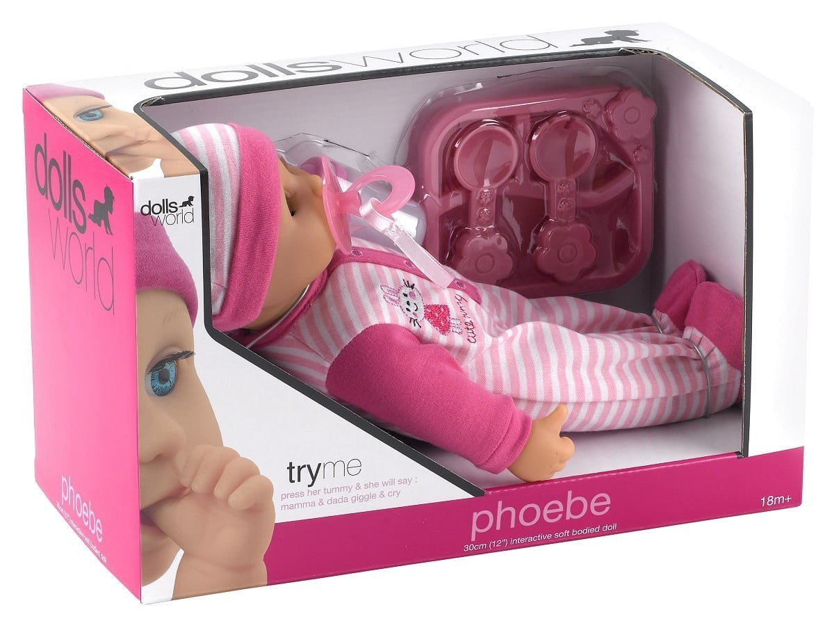 Em bé Phoebe Dolls World - 599.000đ