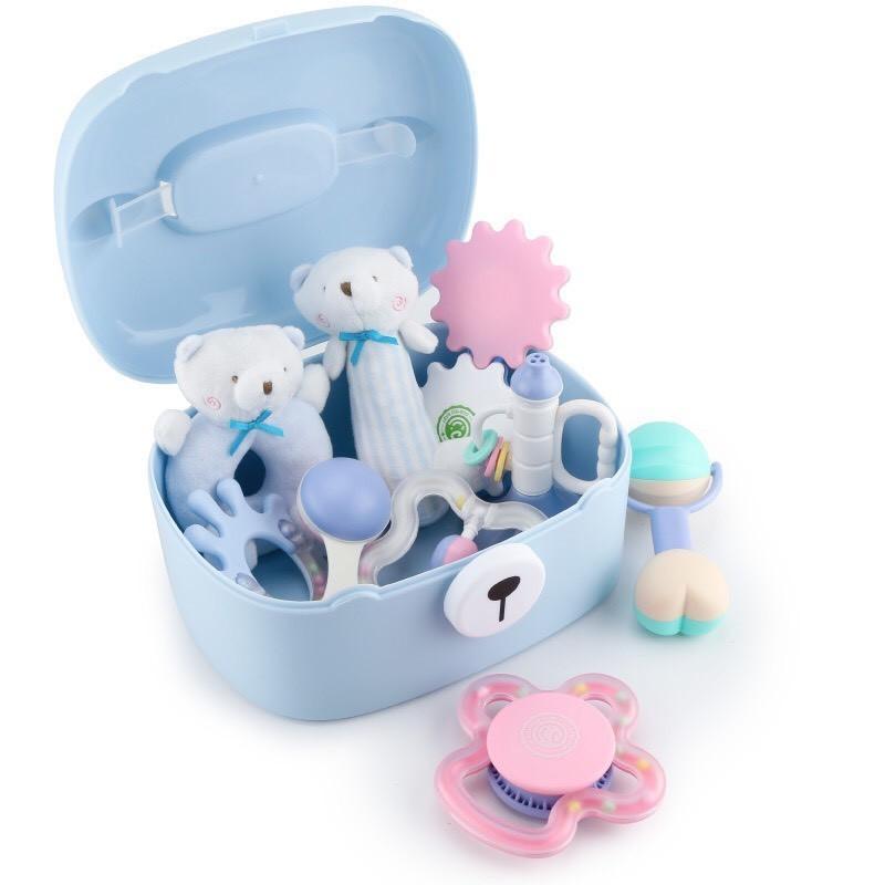 Set đồ chơi xúc xắc cho bé Goryeobaby Hàn Quốc - 235.000đ