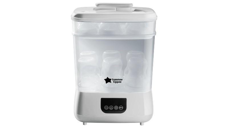 Tommee Tippee Electric Steriliser & Dryer White