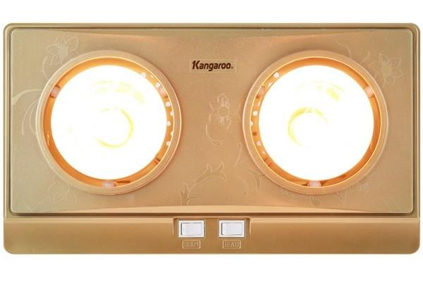 Đèn sưởi Kangaroo KG247V 550W - 710.000đ