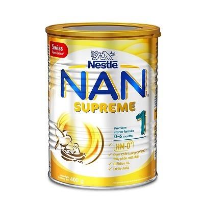 Sữa bột Nestle NAN SUPREME số 1 - 482.000đ