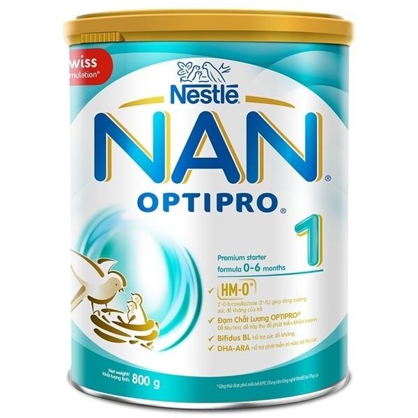 Sữa bột Nestle Nan Optipro 1 - 390.000đ