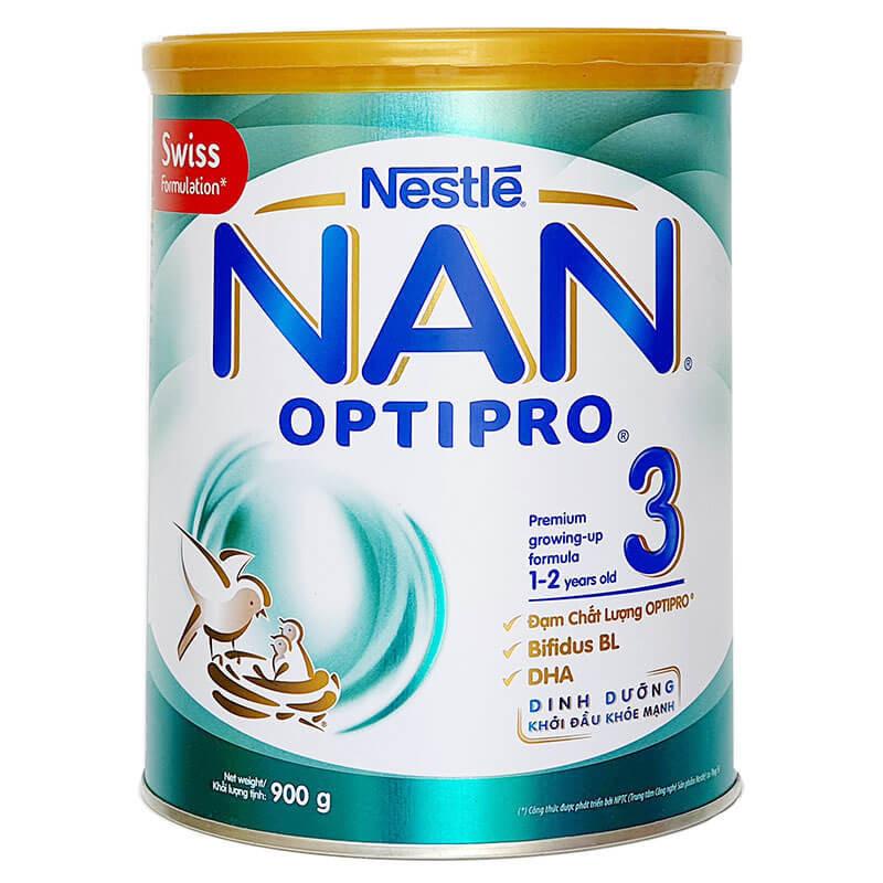 Sữa Bột Nestle Nan Optipro 3 - 384.000đ