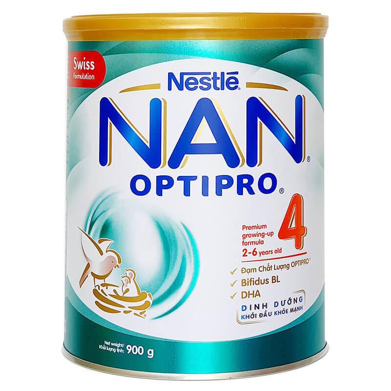Sữa bột Nestle Nan Optipro 4 - 376.000đ