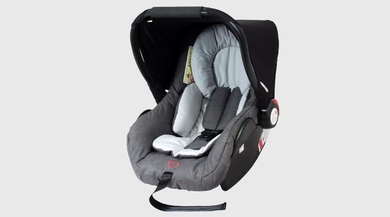 Looping Squizz 0+ Car Seat with Adapter