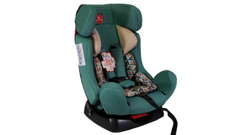 Akeeva Egg Protect Carseat