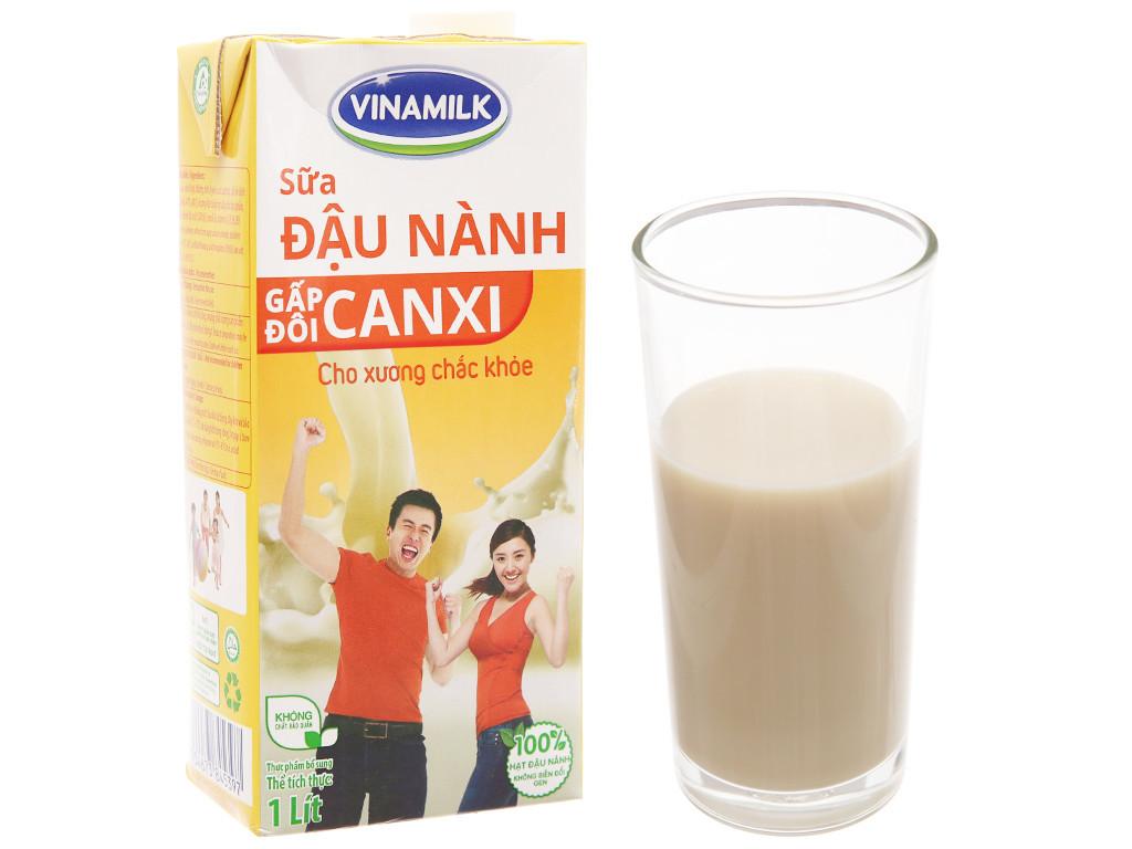 Sữa đậu nành Vinamilk
