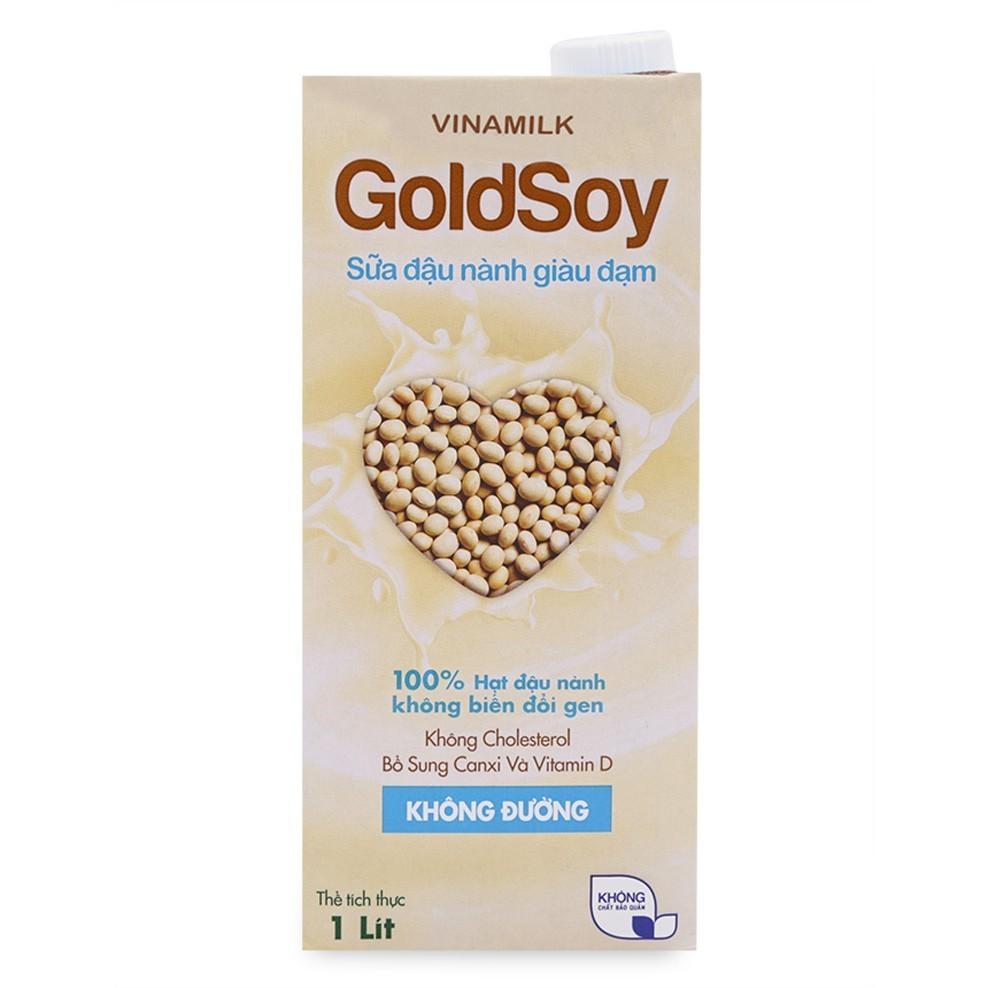 Sữa đậu nành GoldSoy