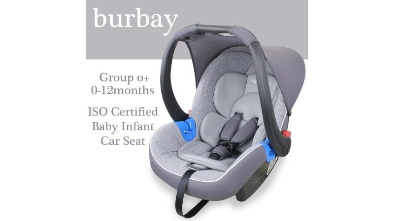 BBA Burbay Car Seat Basket