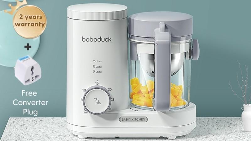 Boboduck Baby Food Processor