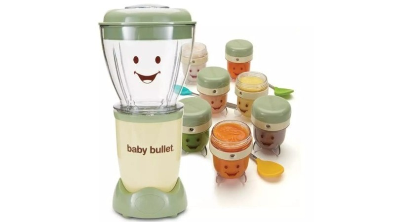 Baby Bullets Baby Food Maker