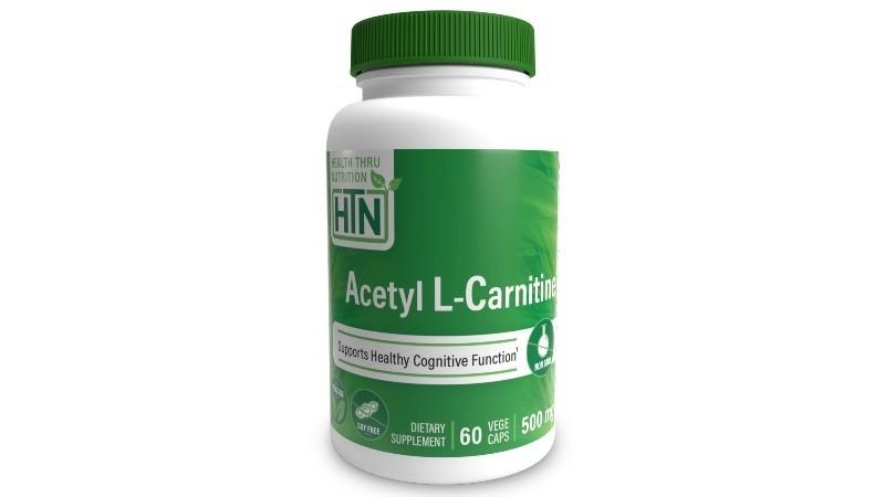 Health Thru Nutrition Acetyl L-Carnitine 500mg