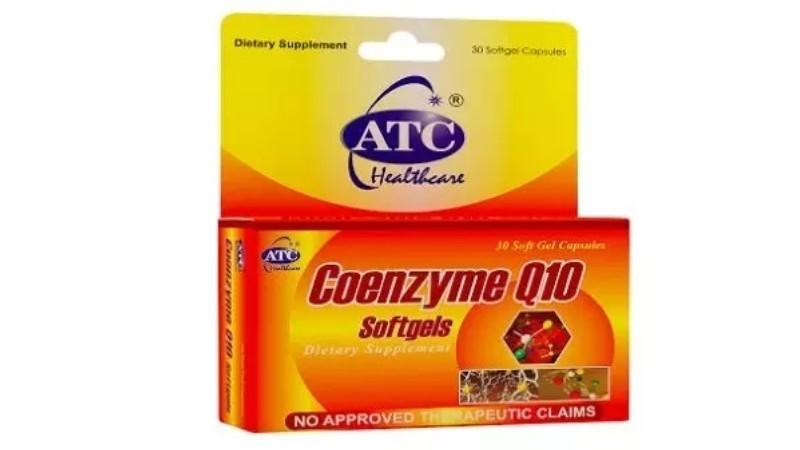 Atc Coenzyme Q10 30mg