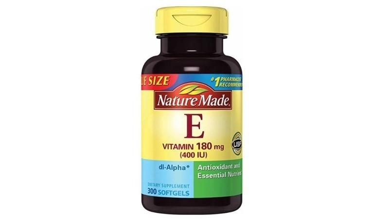 Nature Made Vit E 400IU 300softgels
