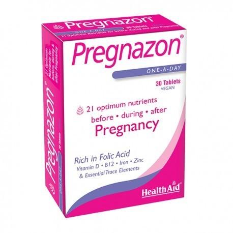 Thuốc bổ tổng hợp Pregnazon