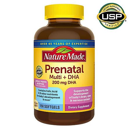 Vitamin tổng hợp Nature Made