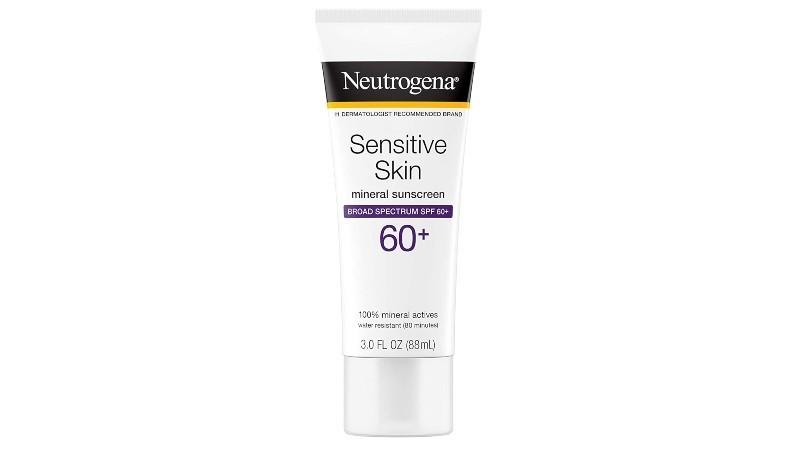 Neutrogena Mineral Sunscreen Lotion