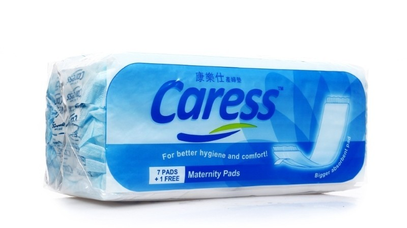 Caress Maternity Napkins