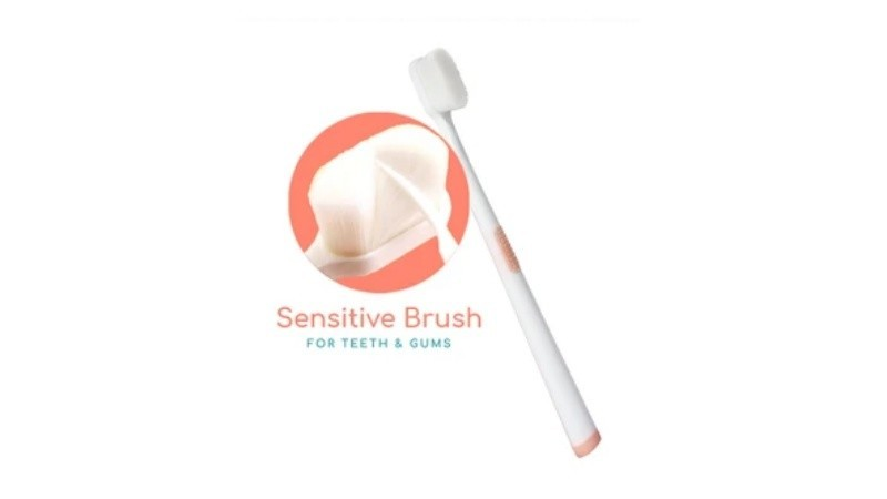 BUDS & BLOOMS Ultra Sensitive Maternity Toothbrush