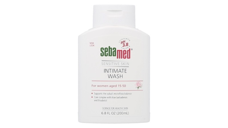 Sebamed Feminine Intimate Wash 3.8