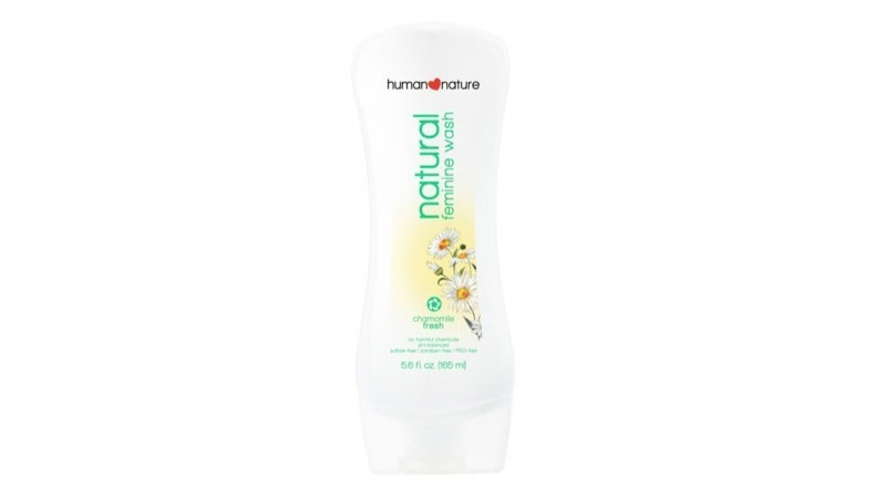 Human Nature Chamomile Fresh Feminine Wash
