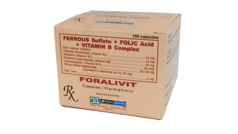 Foralivit Capsules