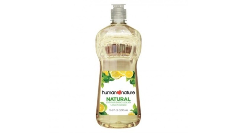 Lemon-Calamansi Dishwashing Liquid 500ml