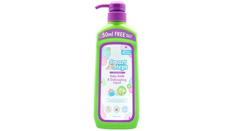 Smart Steps Baby Bottle & Dishwashing Liquid 50ml