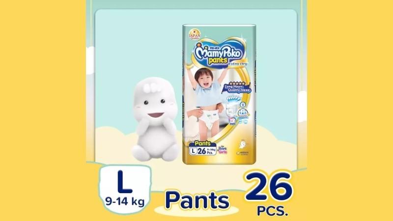 MamyPoko Extra Dry Pants Unisex Large