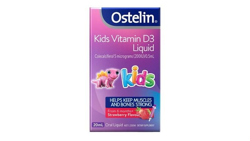 Ostelin Infant Vitamin D3 Drops
