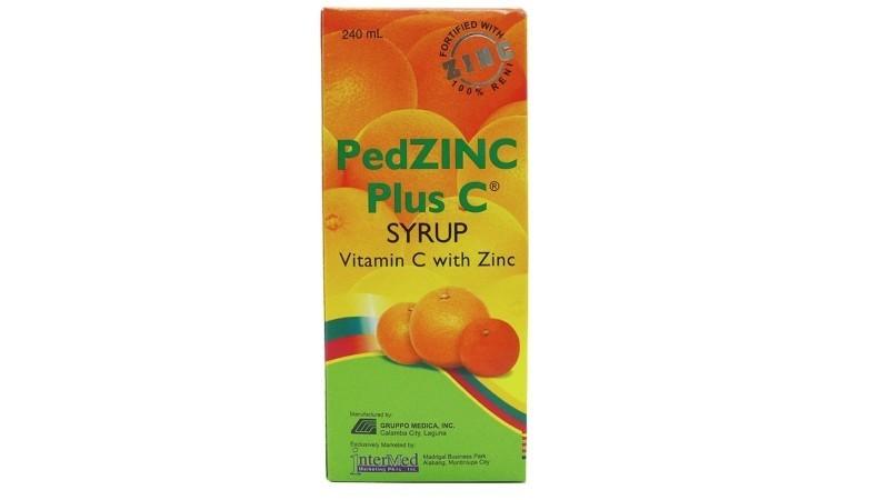 Pedzinc Plus Vitamin C Drops 30mL
