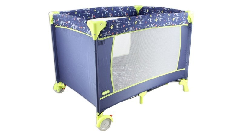 RUX Portable Foldable Playpen Crib