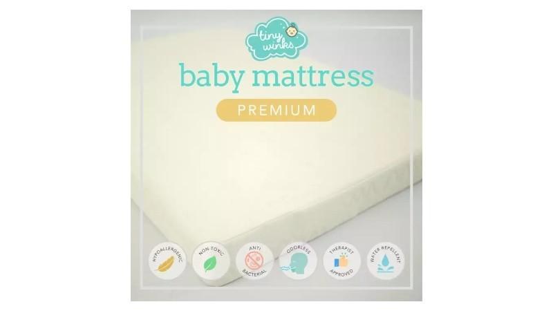 Tiny Winks Premium Crib Mattress