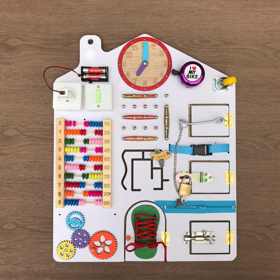 Bảng đồ chơi cho trẻ