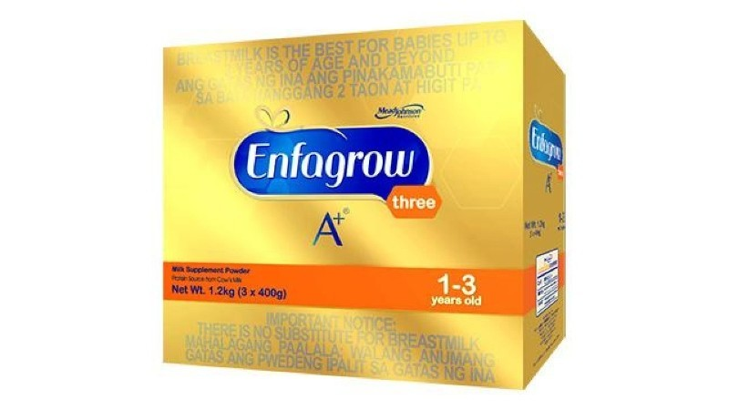 Enfagrow A+ Three for 1-3 Years Old