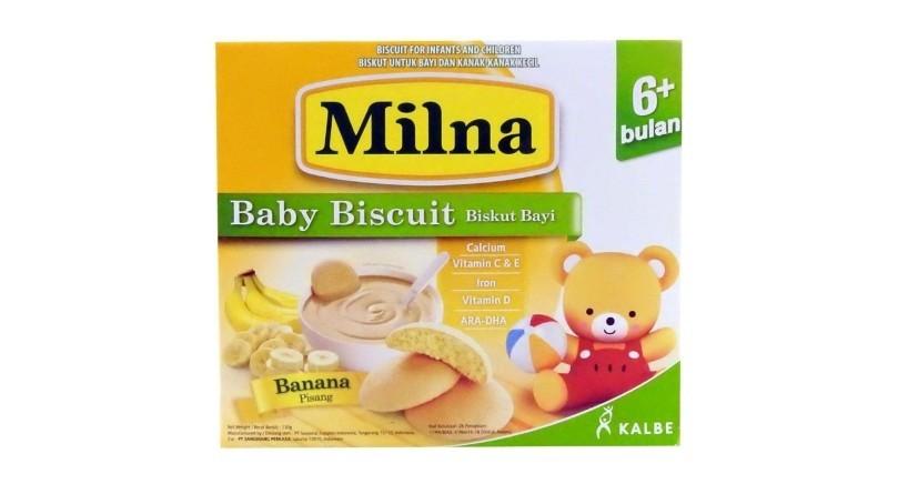 Milna Rusks for Infants 120g per box
