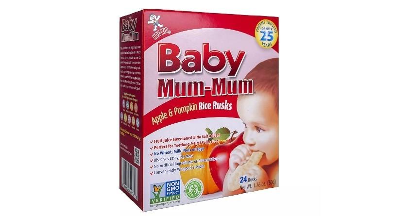 Baby Mum-Mum Apple