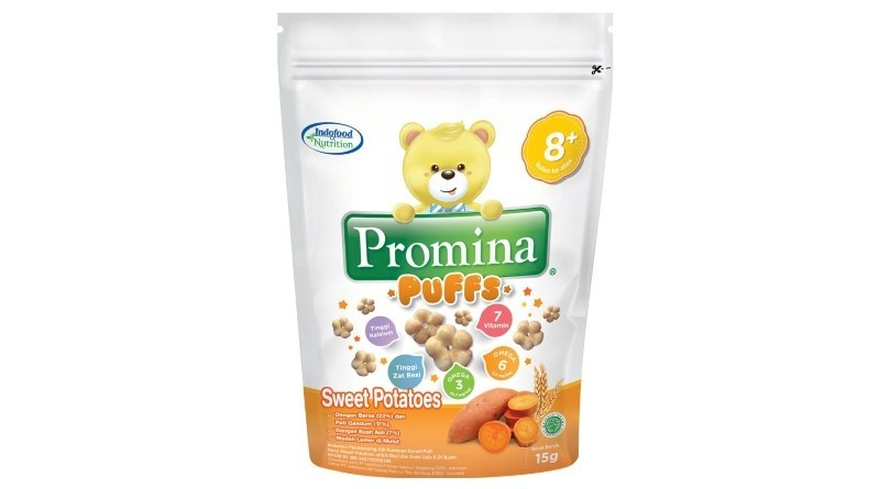 Promina Puffs Baby Snack
