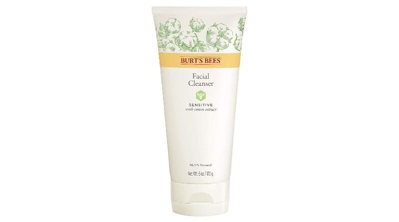 Burts Bees Facial Cleanser for Sensitive Skin, 6 oz